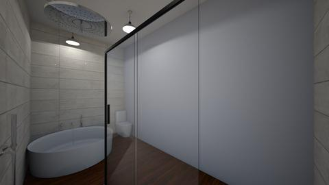 Bathroom - Modern - Bathroom - by NaleaRose27