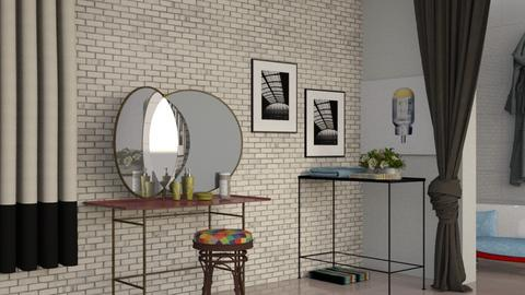 Eclecticly Clean - Eclectic - Bathroom - by Gurns