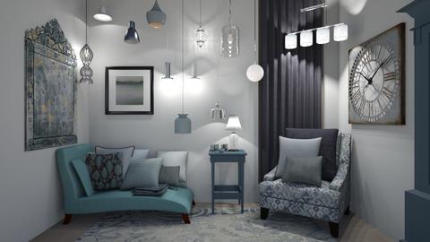 Enlightened - Modern - Living room - by XiraFizade