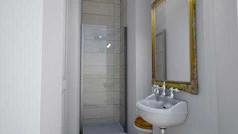 Martinez shower room - by Rubblebrain