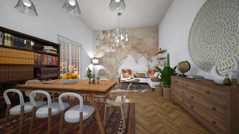 my place 1 - by Georgina Holly