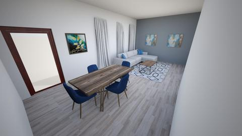 Lakeview6 - Living room - by evahg86
