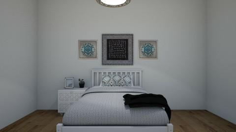 Scandinavian Room - by Katelyn Grace