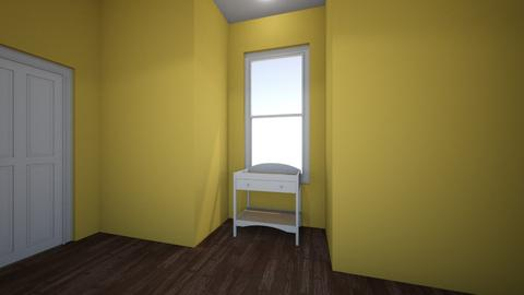 room - Bedroom - by Jojo Bear