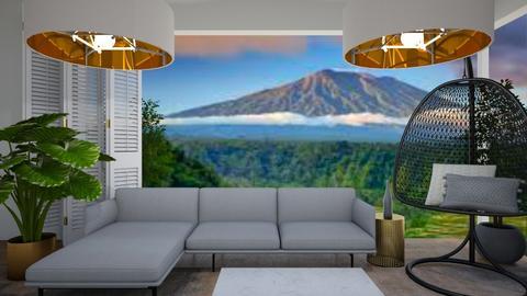 the best of Bali - Living room - by sporter0725