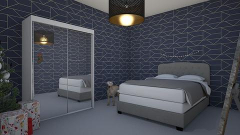 leahs bedroom - Bedroom - by lk_lkl