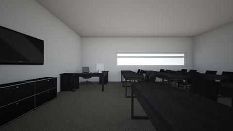 classroom - Office - by george owen