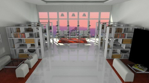 Library - Modern - Office - by HGranger2