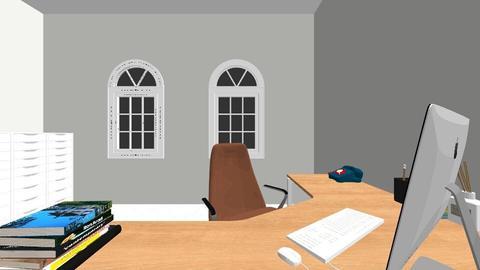 office 2 - Office - by stienfelies4