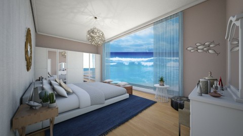 paradis - Modern - Bedroom - by selina_halland
