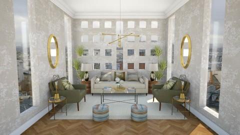 CC17 02 salon - Living room - by frd