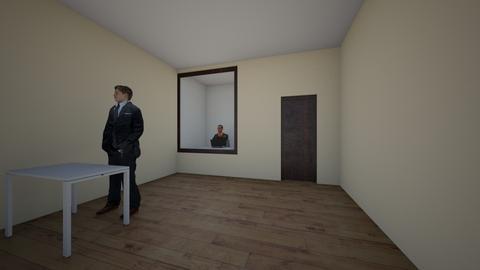 screening area - by 4jackiemurray