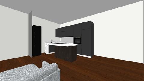 Studio - Living room - by Ginger0987