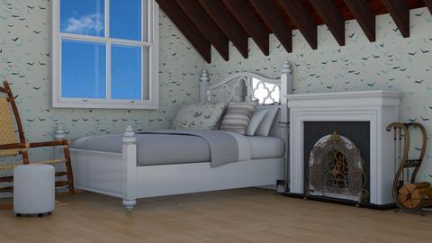 fairy - Bedroom - by emmaald