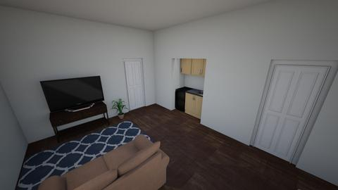 Towson Place Studio Apt - by madiwiggy