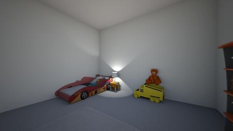 joeys room - Classic - Kids room - by sliderbily