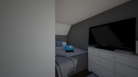 2Financial Literacy bed - Bedroom - by BrynnWisse