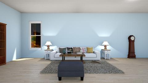 44443355667Y - Country - Living room - by  o