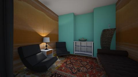 Mine2 - Living room - by natural11