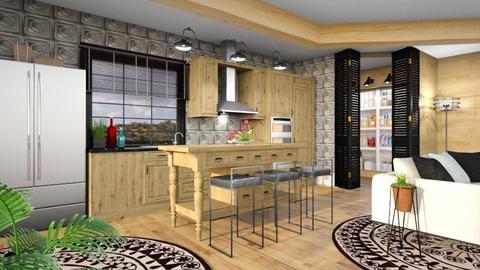 IP Artisan Kitchen - by Bren123