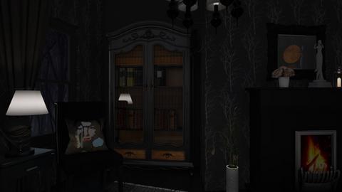 midnight library - by tiffanysblues