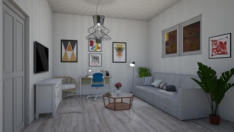 Scandinavian Design 1 - Living room - by abbyt94