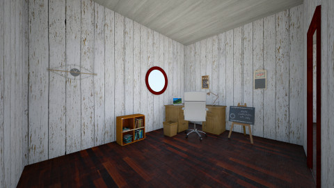 village - Office - by Dafna910