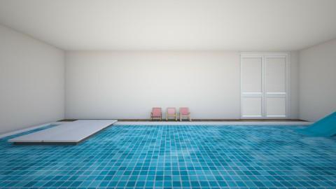 public pool - Vintage - by LRK designs