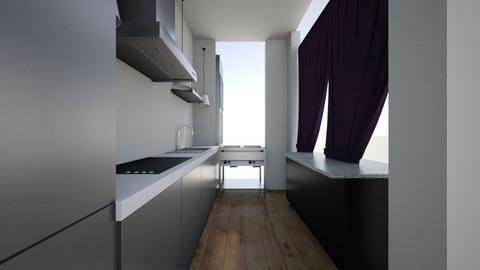 Kitchen Entry - Modern - Kitchen - by pankaj8920