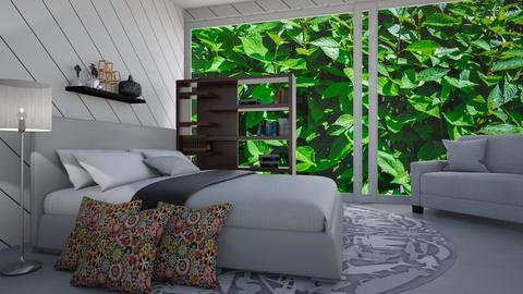 tevons bedroom - Bedroom - by tevonh