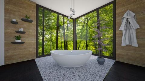 bathroom 1 - Bathroom - by tanisabella