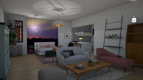 bedroom     - Modern - Bedroom - by tolo13lolo