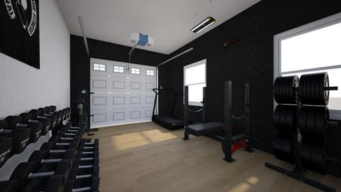WELCOME HOME GYM - by rogue_16dcc7442f2f04d58648c5605348e