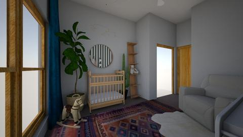 Nursery - Kids room - by Bcgrohs