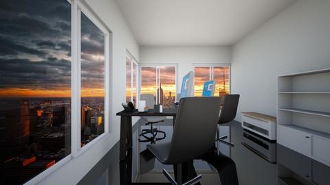 r5 - Office - by Ropertz Raumdesign