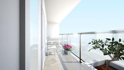 balkon - Minimal - Garden - by juustyna