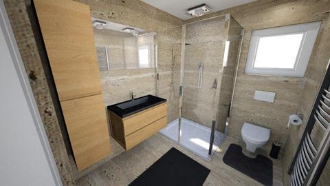 Badkamer - Bathroom - by Kevin3600