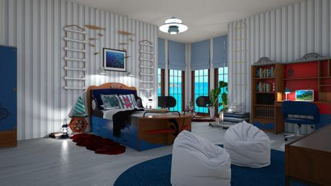 Ada Bart - Kids room - by AdaBart