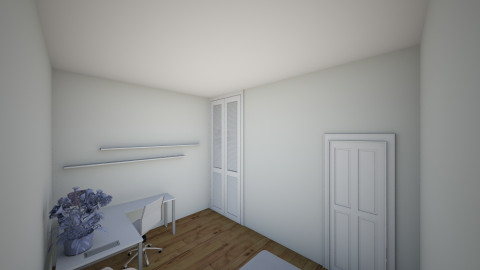 My room - by Katie McClatchey