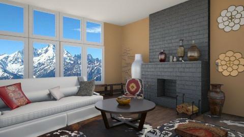 Kroop - Minimal - Living room - by SariJo