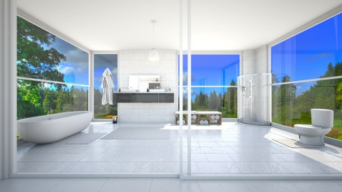 COUNTRY MOUNTAIN CONDO - Country - by yamz