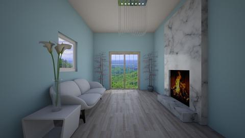 mod - Modern - Living room - by ham_n_lid