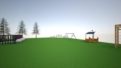 park tot lot - Garden - by hamdjen0000