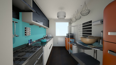 Kitchen - Kitchen - by WhitneyRomana