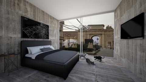Spavaca soba - Bedroom - by IrenaRadic