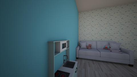 Ava Ross - Kids room - by lilg129class