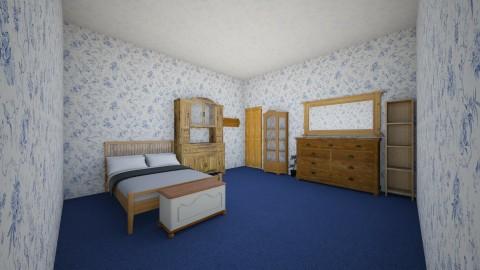 Bedroom3 - by Fuzzy Squirrel