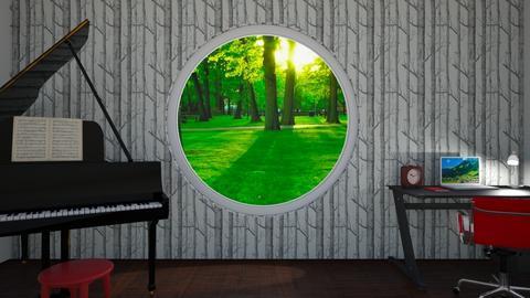 Composing Room - Classic - by kyramargarete19