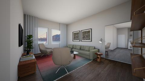 MBKBhomeMEDIA99 - Living room - by evakarwowska
