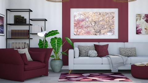 Plum - Living room - by millerfam